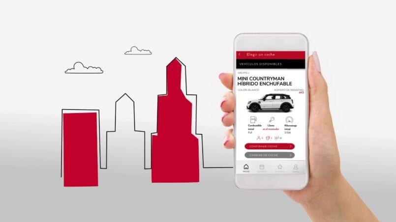 Alquiler de coches hibridos en madrid