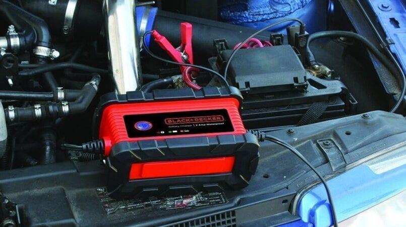 Amperaje bateria coche diesel