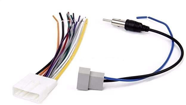 Cable de radio de coche