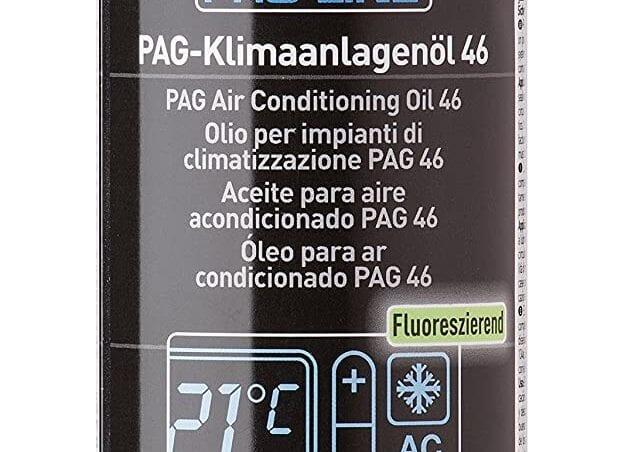 Cambiar aceite compresor aire acondicionado coche