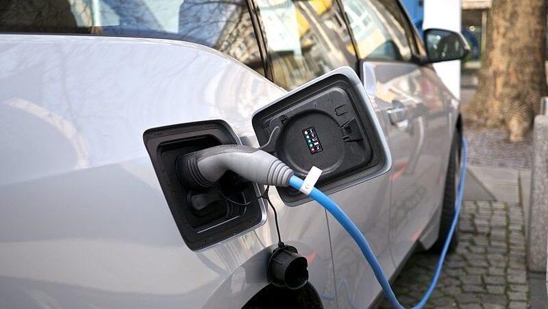 Cargador coche electrico casa