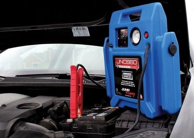 Cargador de baterias coche profesional