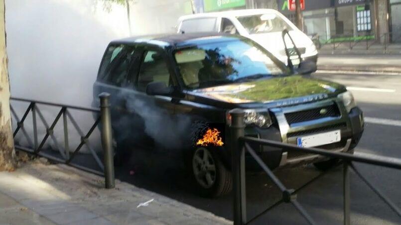 Causas rotura turbo coche