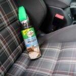 Espuma para limpiar asientos coche
