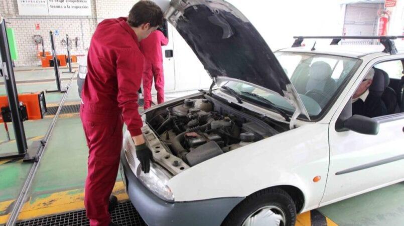 Coche diesel no pasa itv por gases