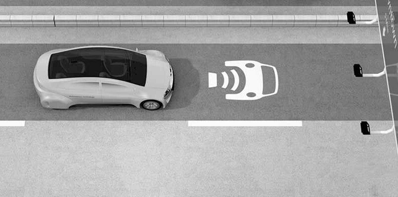 Coche electrico para carretera