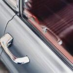 Arreglar techo caido coche
