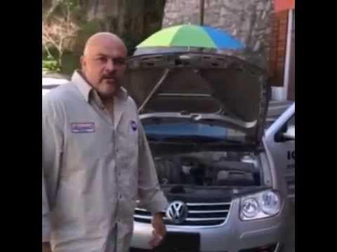 Como bajar los gases de un coche de gasolina