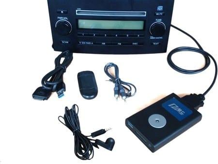 Como cambiar un radio cd del coche