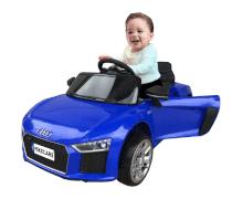 Como hacer un coche electrico para niños
