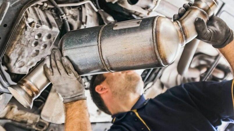 Como limpiar el filtro de particulas del coche