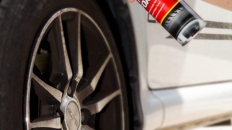 Como limpiar las ruedas del coche