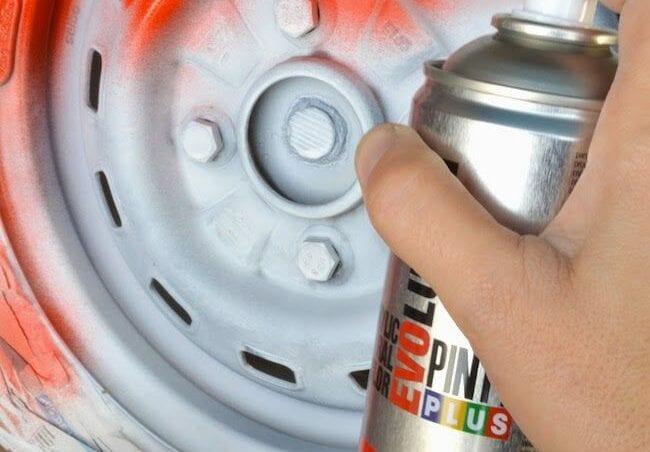 Como pintar un coche con spray
