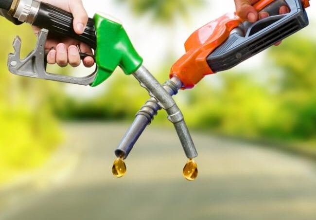 Como saber si un coche es diesel o gasolina