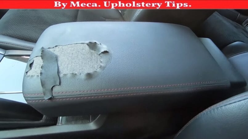 Como tapizar asientos de coche paso a paso