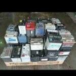 Baterias de coche de 70 amperios