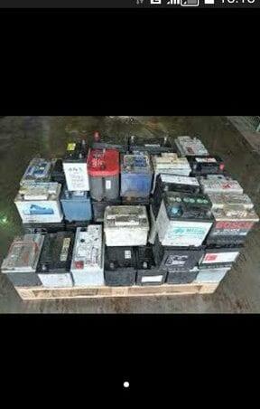 Compra de baterias de coche