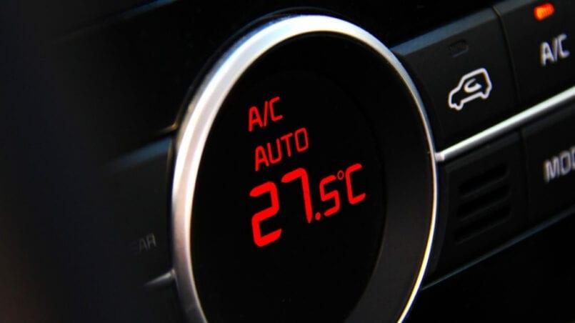 Consumo aire acondicionado coche