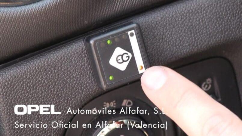Convertir coche gasolina a glp