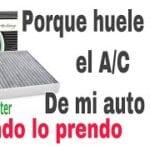 Diferencia entre climatizador y aire acondicionado coche