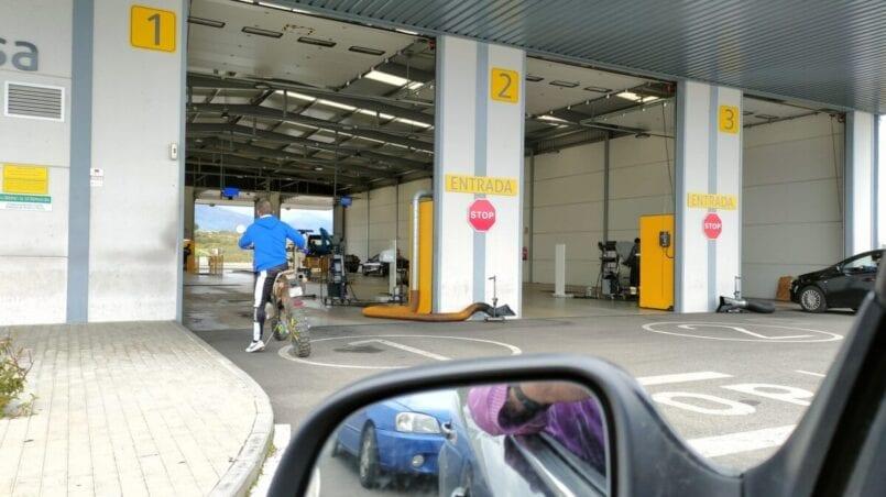 Cuanto cuesta pasar la itv de un coche diesel