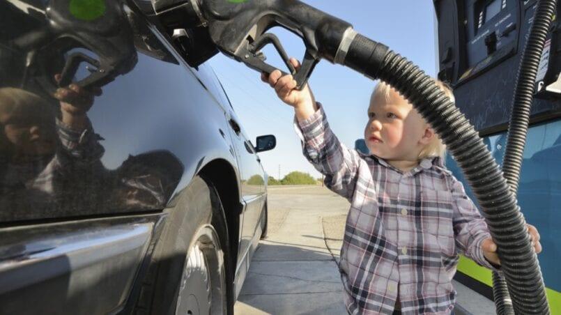 Cuantos kilometros puede hacer un coche de gasolina