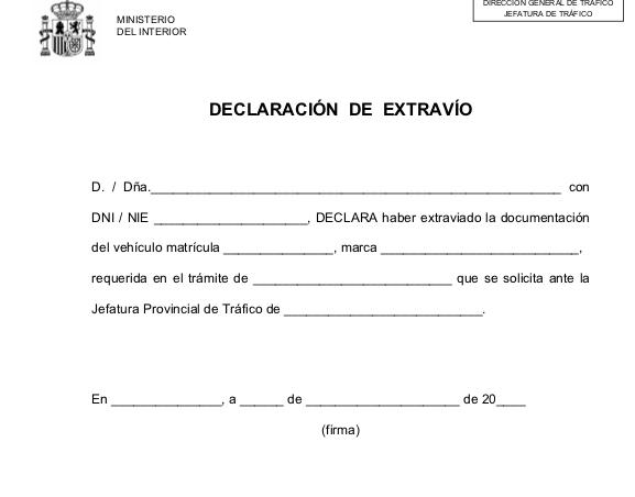 Documentacion cambio de nombre coche barcelona
