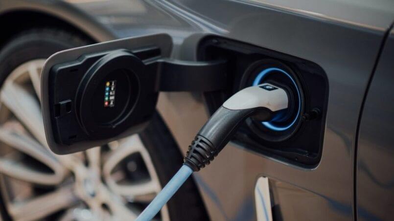 Donde cargar coche electrico