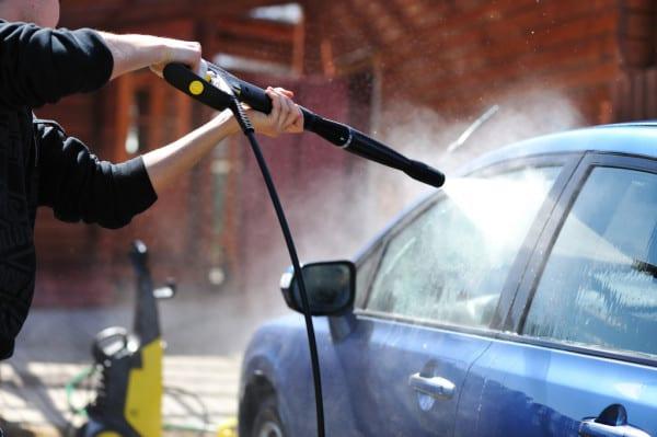 Donde lavar el coche