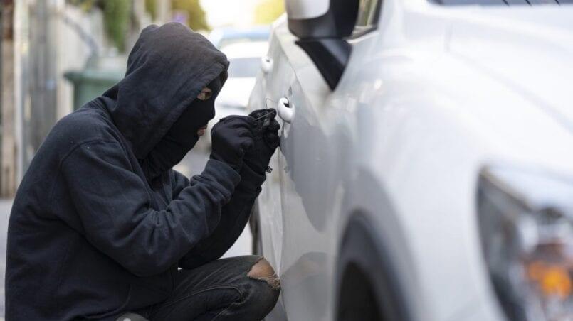 Donde puedo ver si un coche es robado