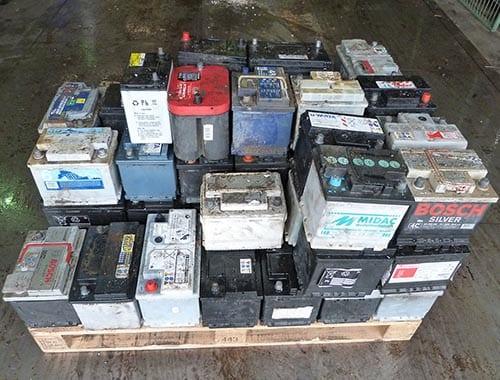 Donde reciclar baterias de coche