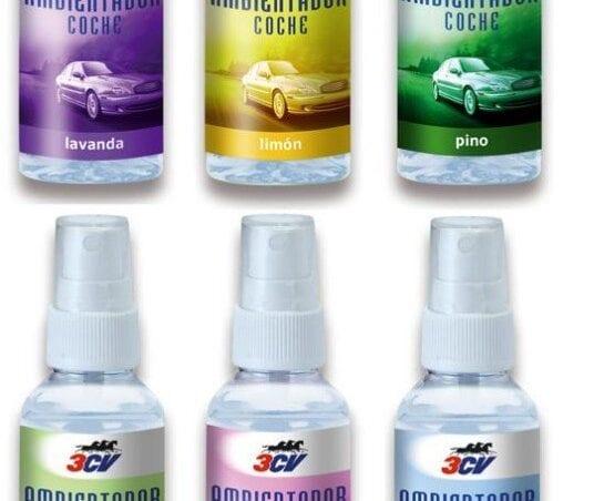 El mejor ambientador con olor a coche nuevo