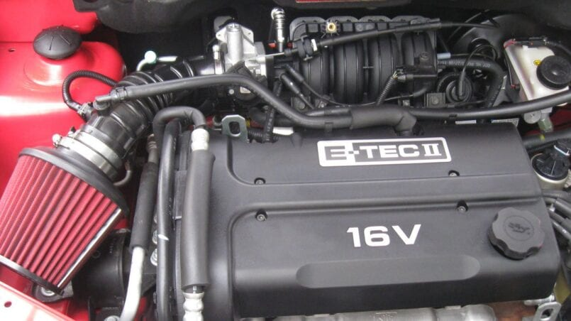 Filtro de potencia coche diesel