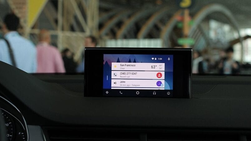Gps android para coche
