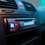 Radio de giro coche garaje