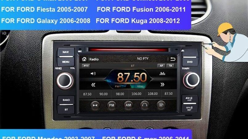 Instalar radio bluetooth coche