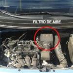Desmontaje compresor aire acondicionado coche