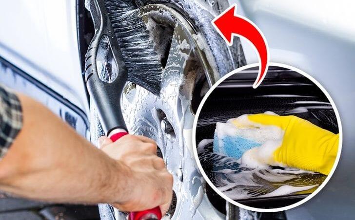 Limpiar tapiceria coche casero