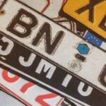 Comprobar matricula de coche en trafico gratis
