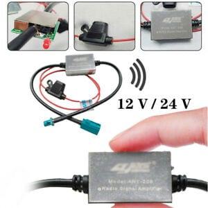 Mejor amplificador antena coche