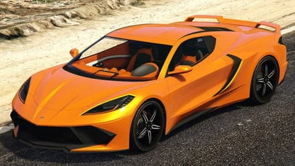 Mejor coche gta 5 online