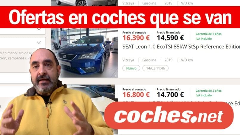 Mejor oferta coche nuevo