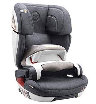 Mejor silla coche grupo 3