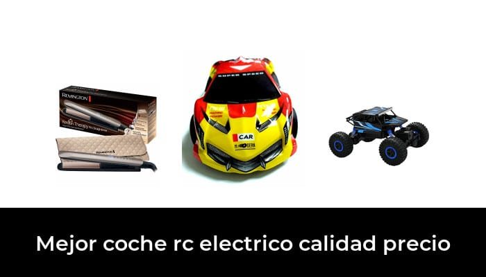 Montaje coche rc electrico