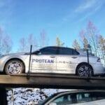 Carga bateria coche electrico