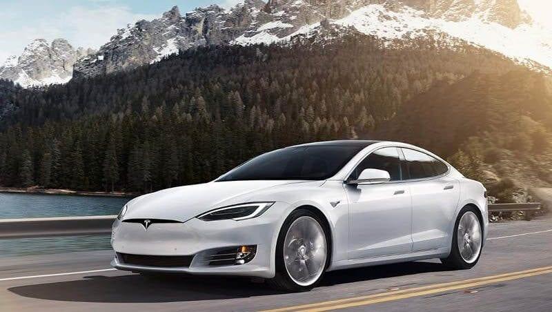 Nuevo coche electrico tesla
