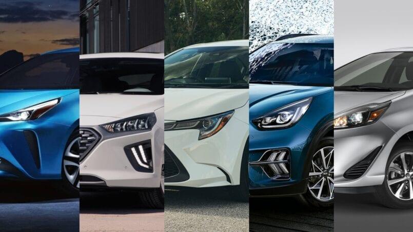 Peajes gratis coches hibridos