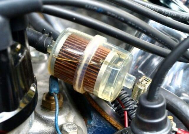 Perdida potencia coche gasolina