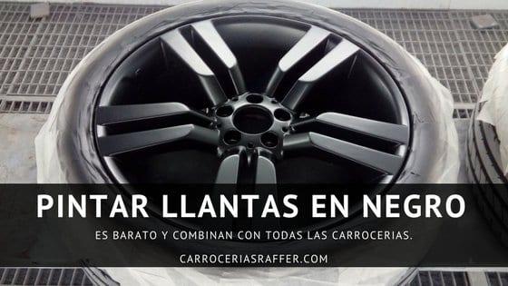Personalizar llantas de coche