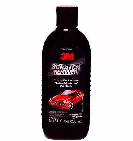 Pintar arañazos coche spray